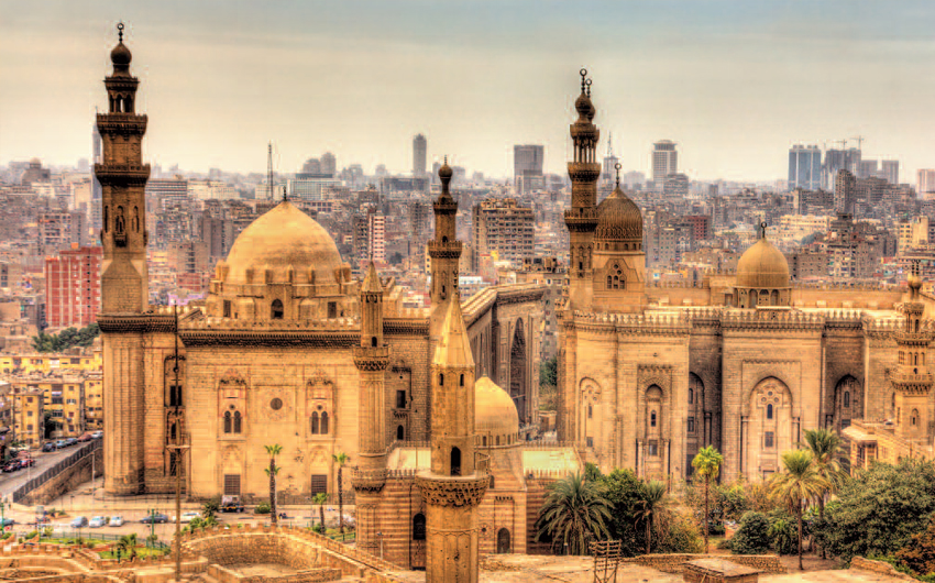 Mosques of Sultan Hassan and Al-Rifai, Cairo