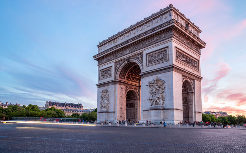 Arc of Triomphe