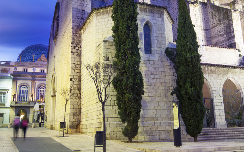 Cathedral in Figueres