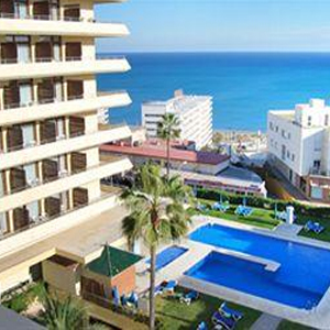 CERVANTES HOTEL in Torremolinos, Spain