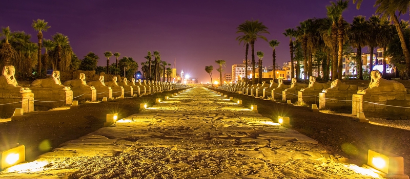 Latest Package Holidays to Egypt