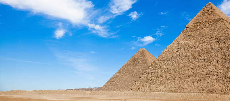 Tour Egypt and Discover the Joy of Watching the World Famous Pyramids