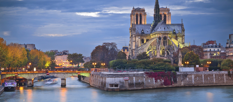 See France: Take a tour of France in the Holidays