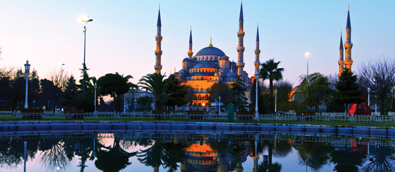 Traverse the historical places with the Turkey vacations packages