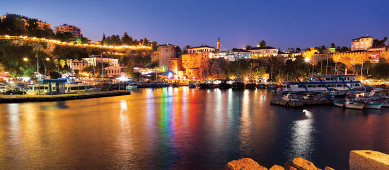 Explore the popular cities of Turkey with the Turkey vacation package