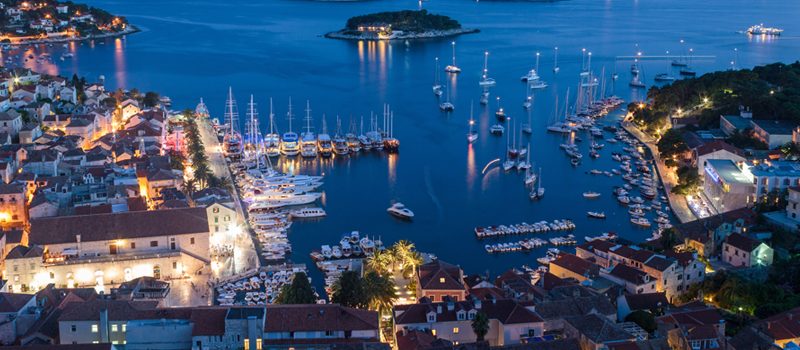 Simply mesmerize yourself with the incredible Croatia vacation package