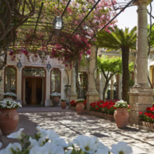GRAND HOTEL TIMEO in Taormina, Italy