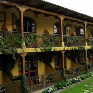 Villa Santa Catarina in Lake Atitlan, Guatemala