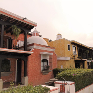 Villa Colonial in Antigua, Guatemala