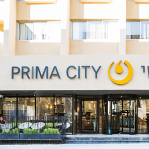 Prima City in Tel Aviv, Israel