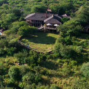 Escarpment Luxury Lodge in Lake Manyara (Tanzania), Eastern & Southern Africa