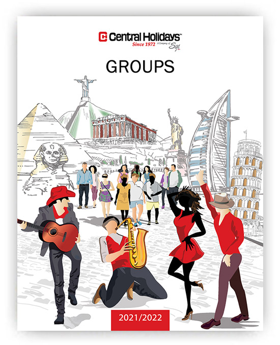 Central Holidays Groups Brochure