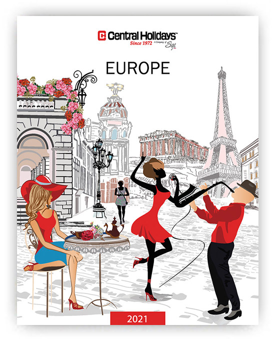 Central Holidays Europe Brochure