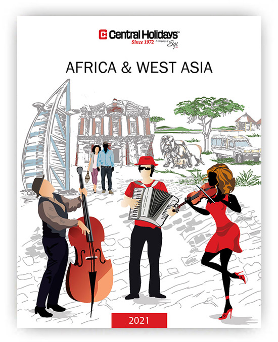 Central Holidays Africa & West Asia Brochure