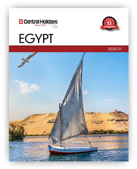 Central Holidays Egypt Brochure
