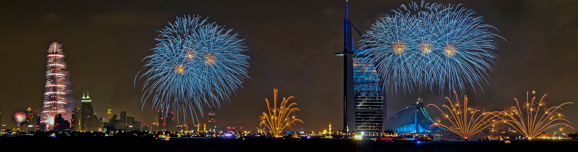 Special Event - New Year's in Dubai