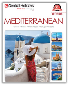 Central Holidays Unveils 25 New, Authentically Rich Travel Programs in its Just-Released 2019 Mediterranean Brochure