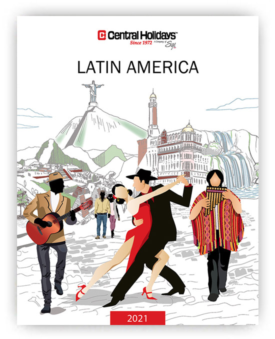 Central Holidays Latin America Brochure