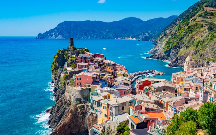A LIGURIAN FOOD & WINE EXPERIENCE