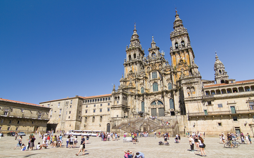 CAMINO DE SANTIAGO: THE WAY OF ST. JAMES