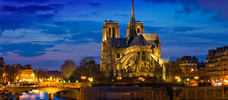 France Vacation Packages - A Dream Come True