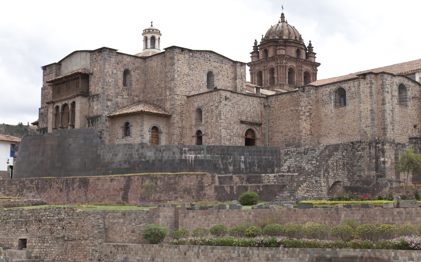 Cusco's Coricancha Temple