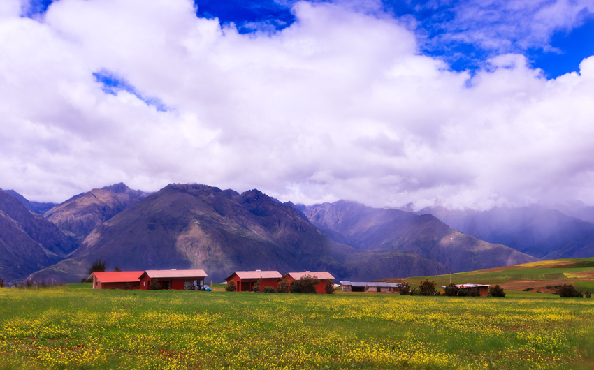 Morey, Sacred Valley